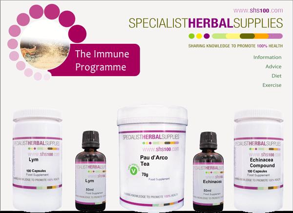 Immune Programme image