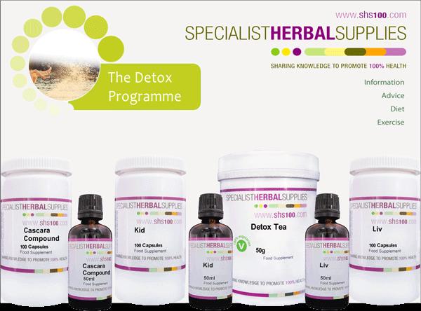 Detox Programme image